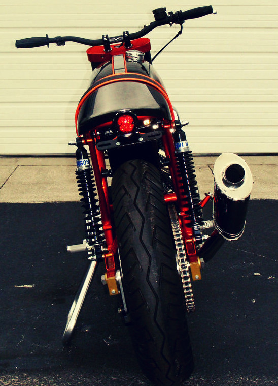 Wicked Mean Bikes » Blog Archive Cafe Racer Motorcycle   Cool Custom Motorcycle Images