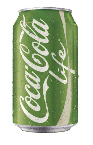 Coca-Cola Launches New Coca-Cola Life | Hypebeast