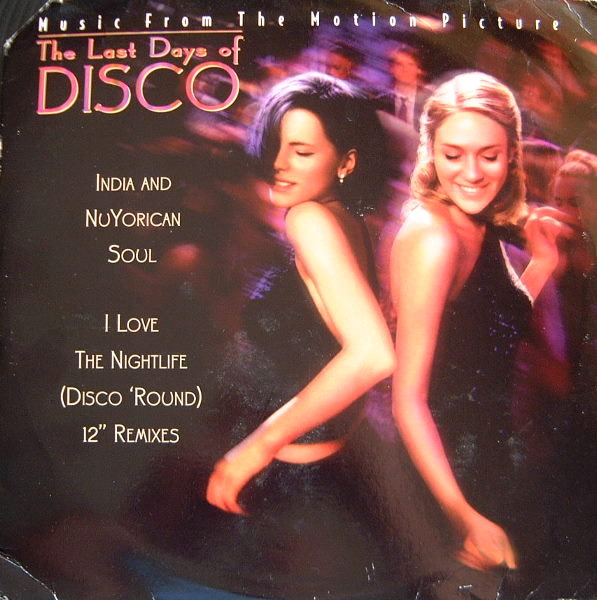 Images for India  And    Nuyorican Soul - I Love The Nightlife (Disco Round)