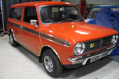 Classic Mini Clubman is going for a song on eBay - Quentin Willson - Mirror Online