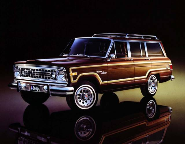 Jeep Grand Wagoneer. price, modifications, pictures. MoiBibiki