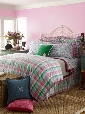 University Caitlin Collection - Bed Collections ? Home - RalphLauren.com