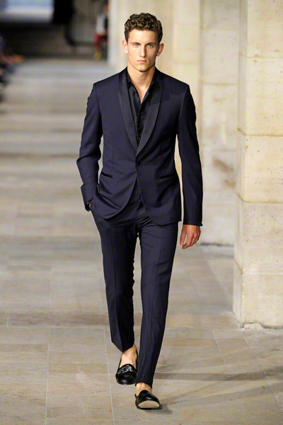 Hermes Menswear Catwalk Fashion Show Paris SS2013 | Team Peter Stigter, catwalk show, streetwear and fashion photography