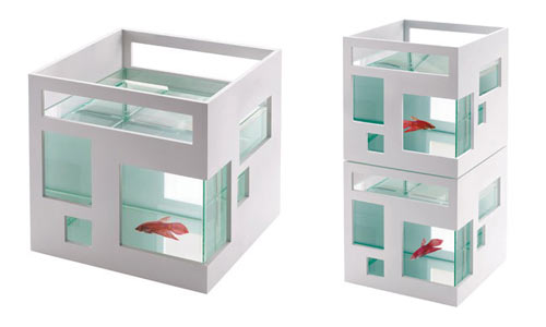 Fish Hotel by Teddy Luong - Design Milk