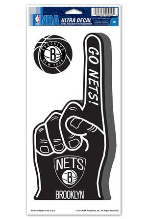 nba brooklyn nets foam finger sumally サマリー