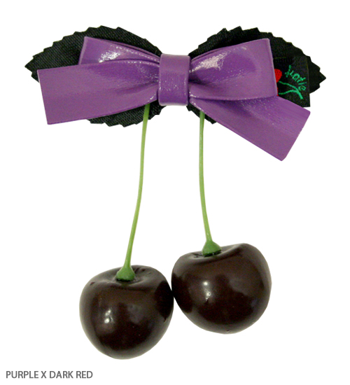 ACCESSORY - CHERRY hair pin - Katie Official Web Store