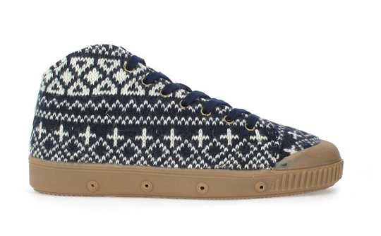 Only cool stuff! (Springcourt wool midtop schoe)