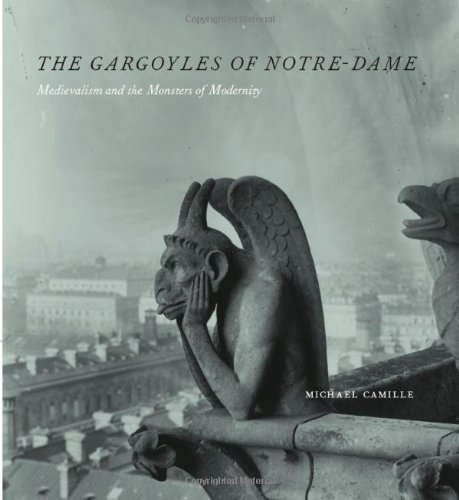 Amazon.co.jp: The Gargoyles of Notre-Dame: Medievalism and the Monsters of Modernity: Michael Camille: 洋書