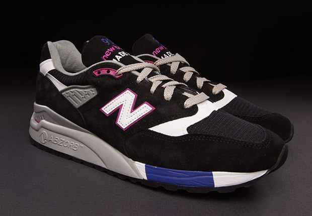 ONENESS BOUTIQUE — NEW BALANCE M998BK
