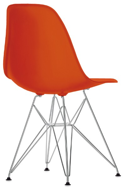 Vitra Eames Plastic Side Chair DSR by Charles & Ray Eames, 1950 - Designer furniture by smow.com