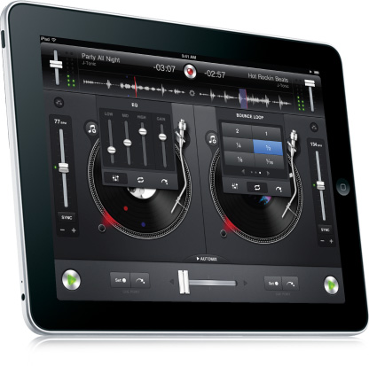 djay for iPad » The full-fledged iPad DJ app by algoriddim