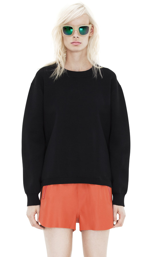 ACNE - Misty Boiled Black Shop Ready to Wear, Accessories, Shoes and Denim for Men and Women