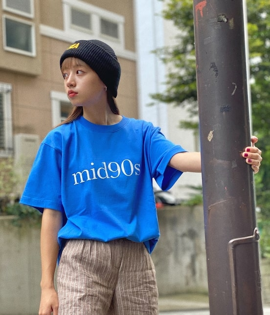 POP BY JUN / mid90s   WIND AND SEA T-SHIRT (トップス / Tシャツ/カットソー) 通販 J'aDoRe JUN ONLINE