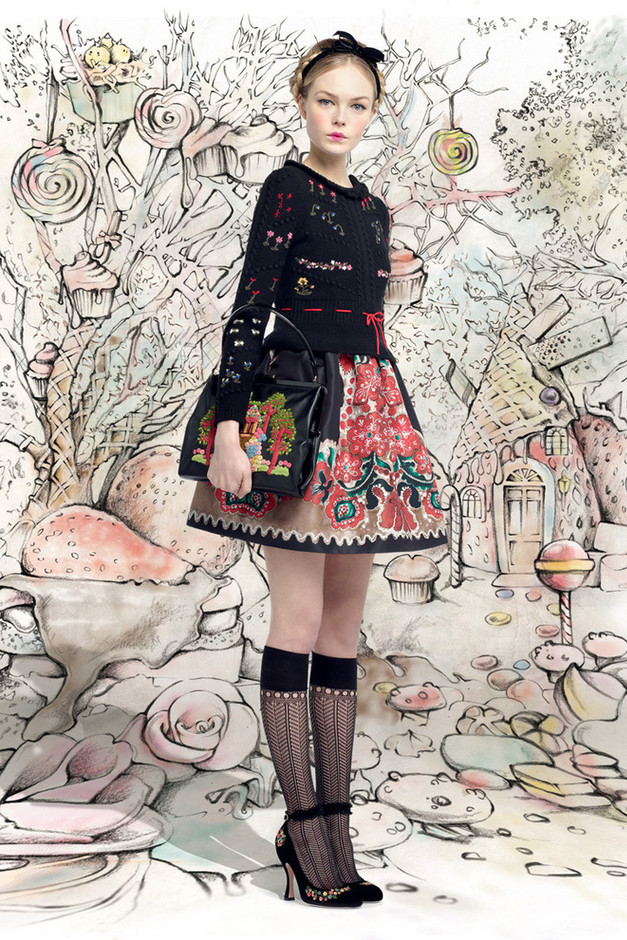 Charming Collection by RED Valentino // Чаровна колекция от RED Valentino | 79 Ideas