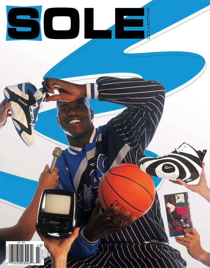 Sole Collector Magazine Issue 43 Available At Eastbay | Sole Collector