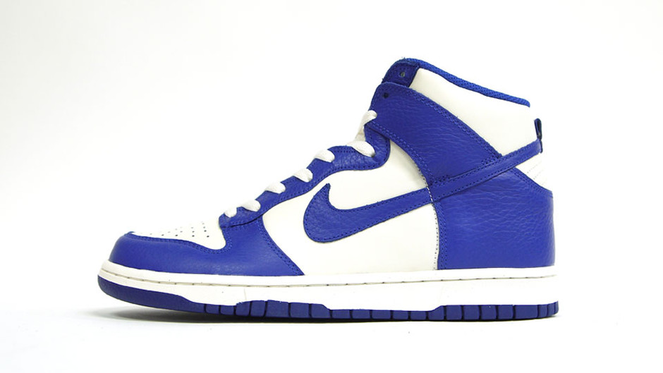 DUNK HIGH 08 LE 「LIMITED EDITION for NONFUTURE」 BLU/WHT ナイキ NIKE | ミタスニーカーズ|ナイキ・ニューバランス スニーカー 通販
