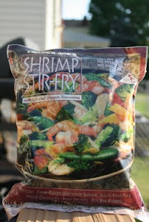 What's Good at Trader Joe's?: Trader Joe's Shrimp Stir Fry