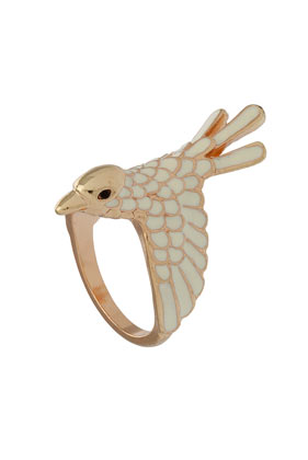 Flying Bird Ring - Rings - Jewelry - Accessories - Topshop USA
