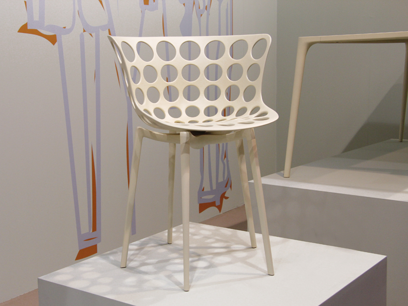 philippe starck: aunts and uncles collection for kartell