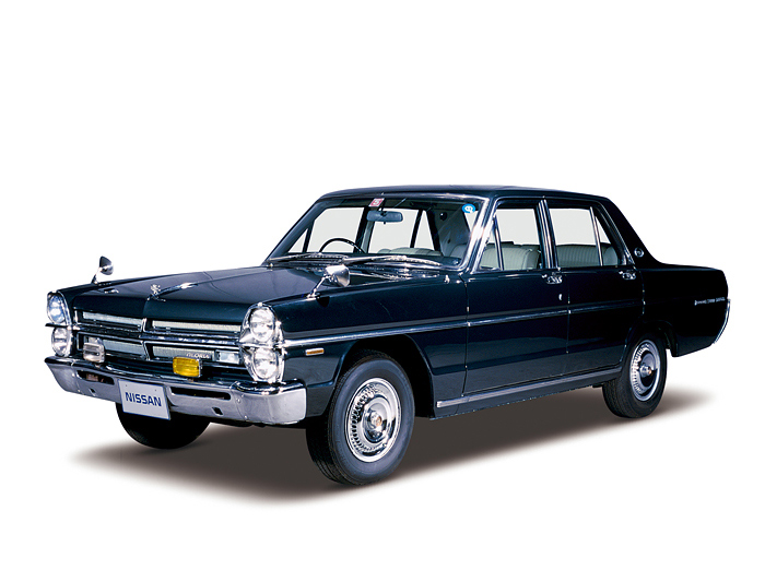 Nissan | Heritage Collection | Gloria Super Deluxe