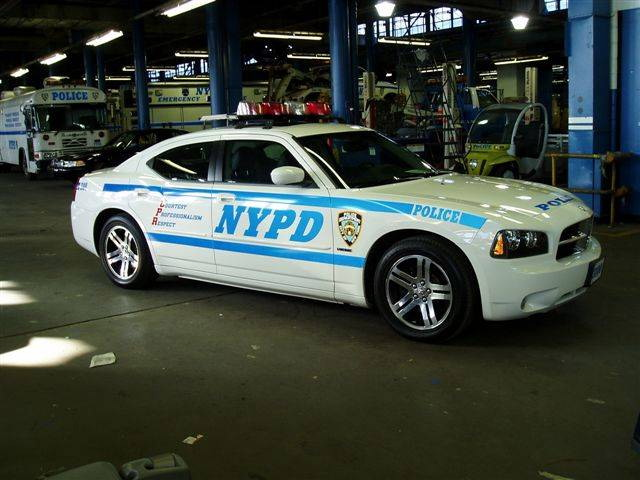 NYPD Dodge Charger Patrol Cars Revealed | Automobiles | JoeAcevedo