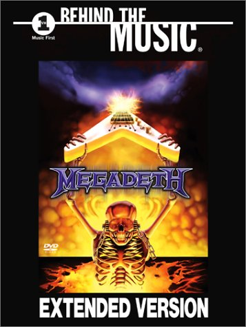 Amazon.co.jp: Vh1 Behind the Music [DVD] [Import]: Megadeth: DVD