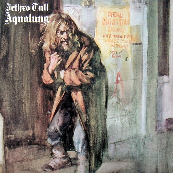 Jethro Tull - Aqualung at Discogs