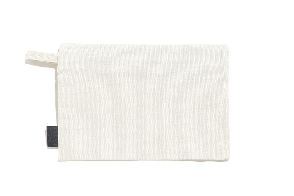 Zippered Pouch-FRIB