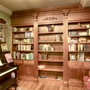 How to Build a Secret Bookcase Door | StashVault -