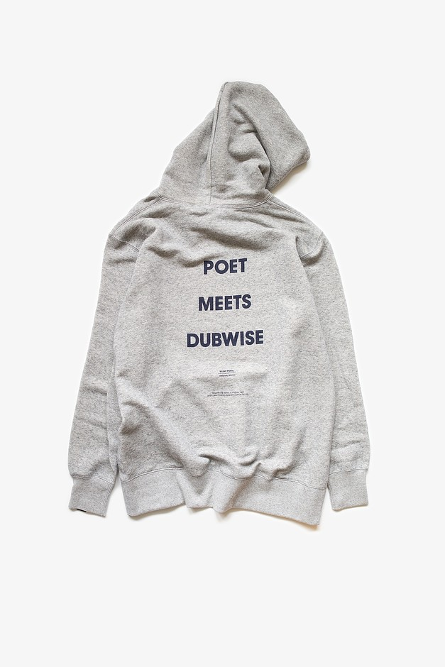【POET MEETS DUBWISE(ポエトミーツダブワイズ)】 POET MEETS DUBWISE PARKA | minka - 眠家 -