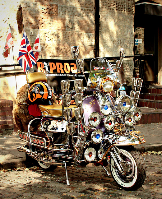 Mods Scooter | Flickr - Photo Sharing!
