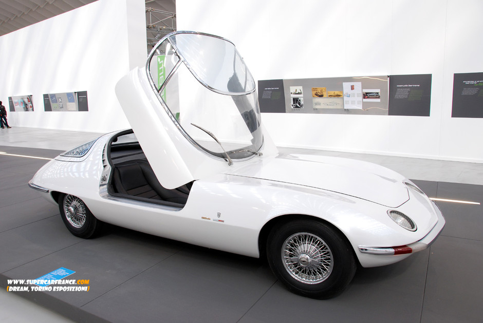 Buy a Bertone: Historic Concept Cars Heading For Auction