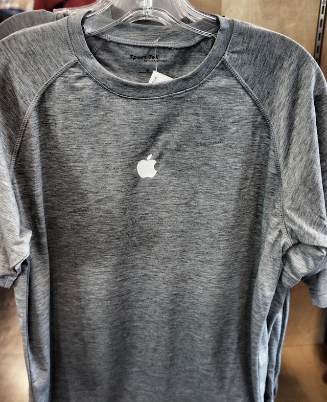 These Are All The Shirts Apple Sells At The Company Store In Cupertino [Gallery]   Cult of Mac