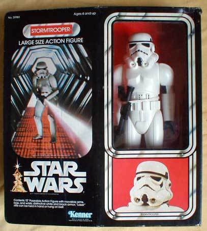Stormtrooper Large Size Action Figure - Star Wars Collectors Archive
