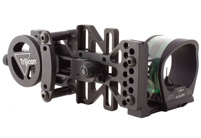 Trijicon AccuPin Bow Sight BW50G-BL on sale!