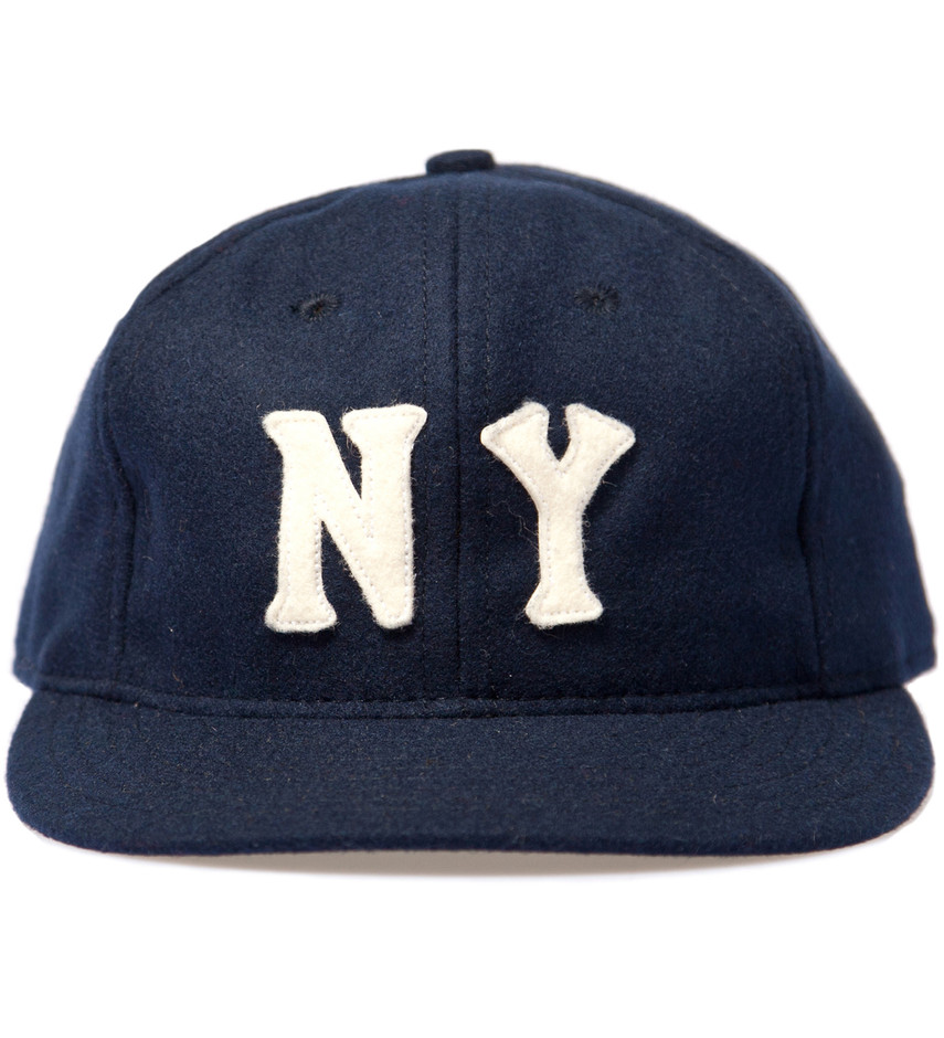Ebbets Field Flannels New York Black Yankees 1936 Cap | Hypebeast Store