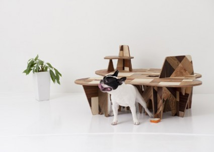 Socially-minded Coyaa bench designed by Geneto | Spoon & Tamago