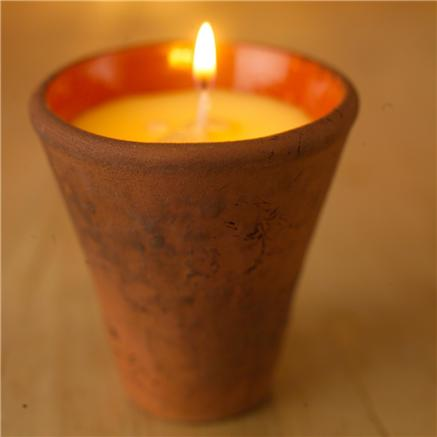 Buy Victorian Herb Pots - St Eval Candle Company
