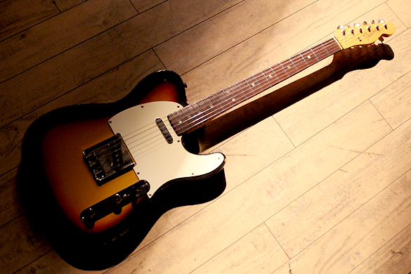 "Sunburst Telecaster !! - ""Hyper Guitars"" BLOG"