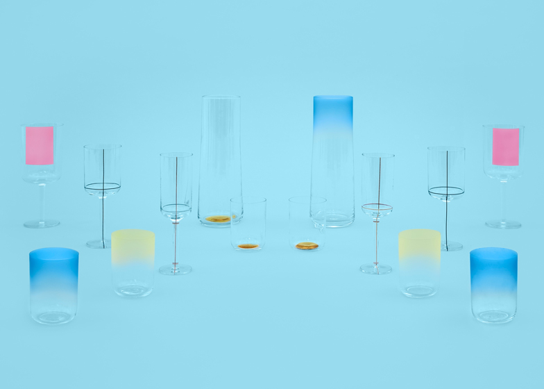 Colour Glass by Scholten & Baijings for Hay at Maison&Objet