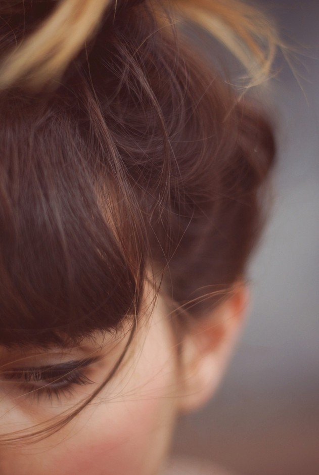 Bangs. Blonde pieces. | { Looks I love } | Pinterest