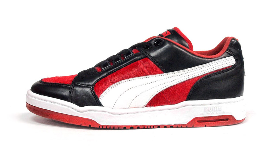 BEAST LO RED FUR 「made in JAPAN」 RED/BLK/WHT プーマ Puma | ミタスニーカーズ|ナイキ・ニューバランス スニーカー 通販