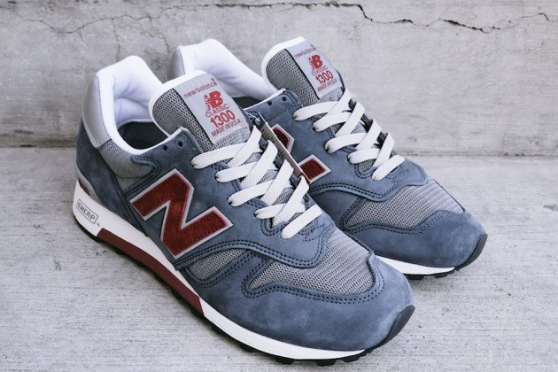 round about: New Balance Made in USA Fall/Winter 2012 – 996, 1300 Releases
