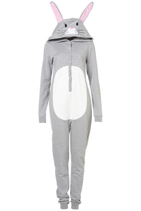 Bunny Animal All In One - New In This Week - New In - Topshop