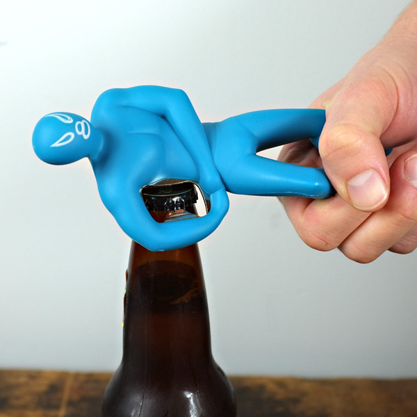 Luchador Bottle Opener - Cool Material