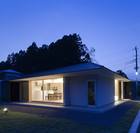 Doughnut House by Naoi Architecture & Design Office - Dezeen