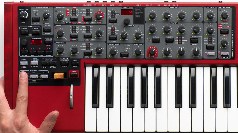 Nord Lead 4 - Performance Synthesizer