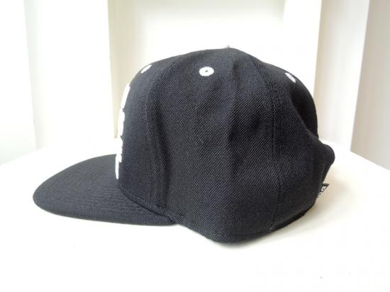 DGK / THE WORLD IS YOURS SNAP BACK CAP BLACK - Counter
