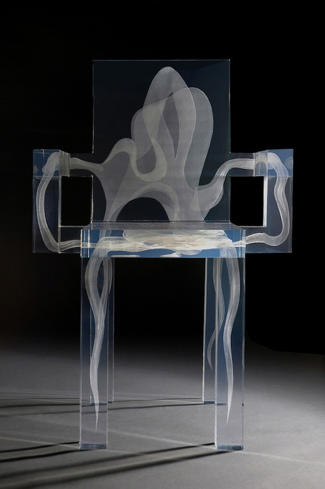 Superdesign 2011 Preview: Ghost Chair by Studio Drift