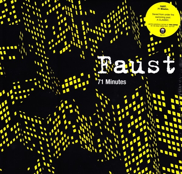 Faust - 71 Minutes (Vinyl, LP) at Discogs